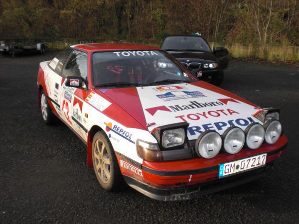 K Sport Germany Toyota Celica T16